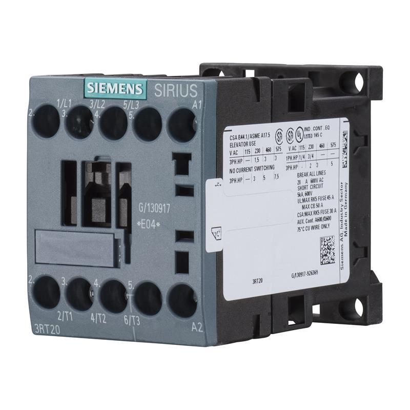 contactor siemens sirius 3rt2017 1bb41 automation24