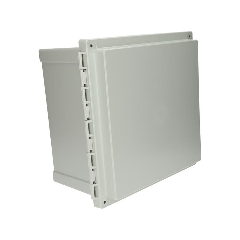 Wall mounted enclosure FIBOX ARCA AR10106CHSSL - 8561112