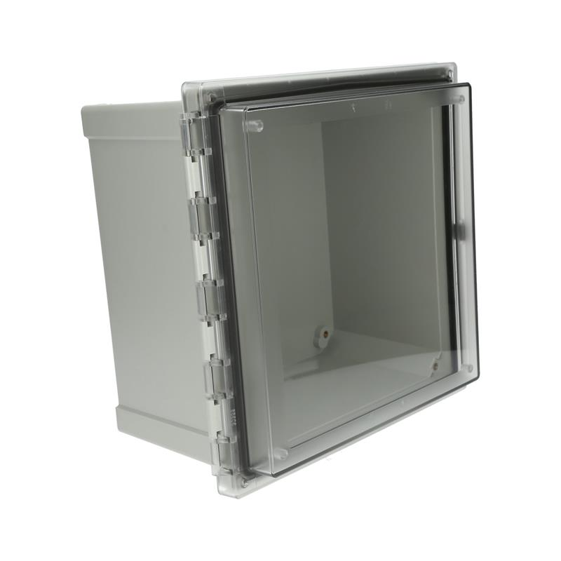 Wall Mounted Enclosure FIBOX ARCA AR10106CHSSLT - 8561118