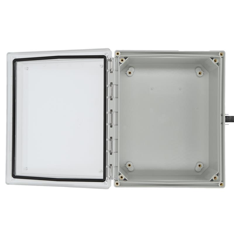 Wall Mounted Enclosure FIBOX ARCA AR1084CHSSLT - 8561106