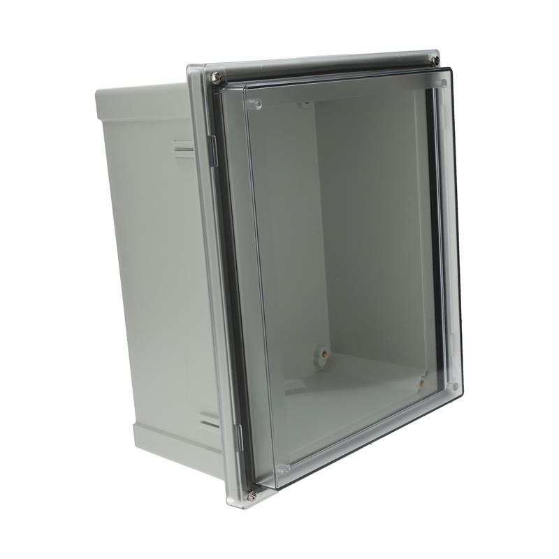 Wall Mounted Enclosure FIBOX ARCA AR12106SCT - 8561014