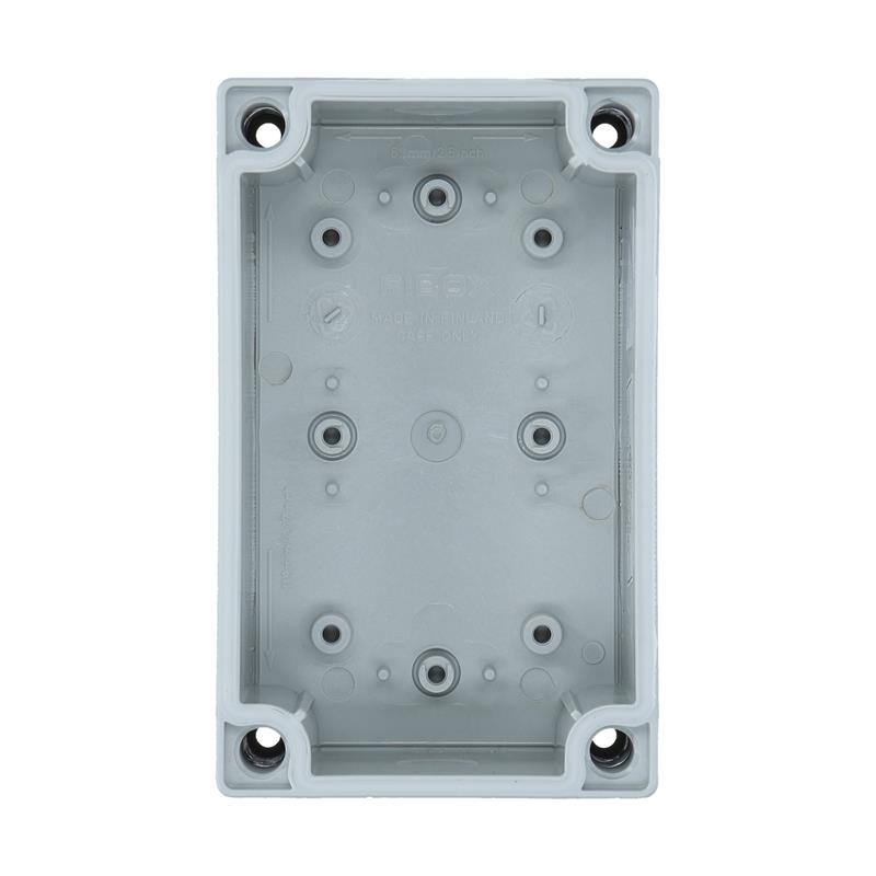 UL Polycarbonate Enclosure FIBOX MNX UL PC 100/75 HG
