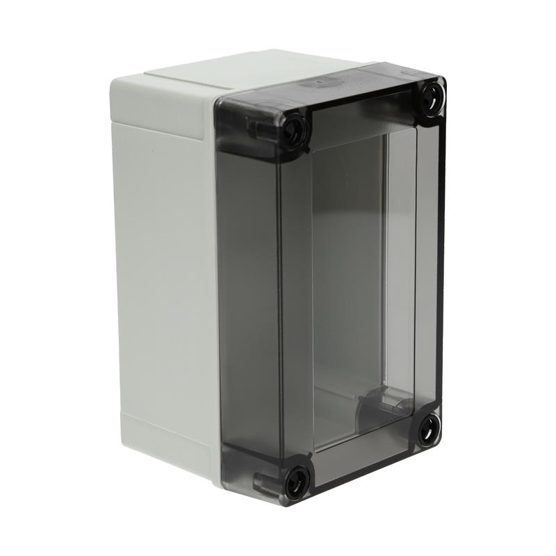 UL Polycarbonate Enclosure FIBOX MNX UL PC 100/75 HT
