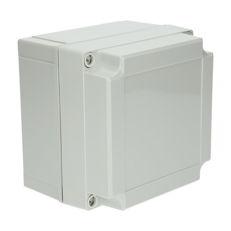 Polycarbonate Enclosure FIBOX MNX UL PC 125/100 HG - 6411309