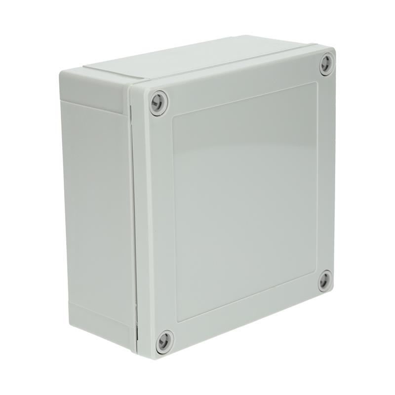 Polycarbonate Enclosure FIBOX MNX UL PC 125/60 HG - 6411307