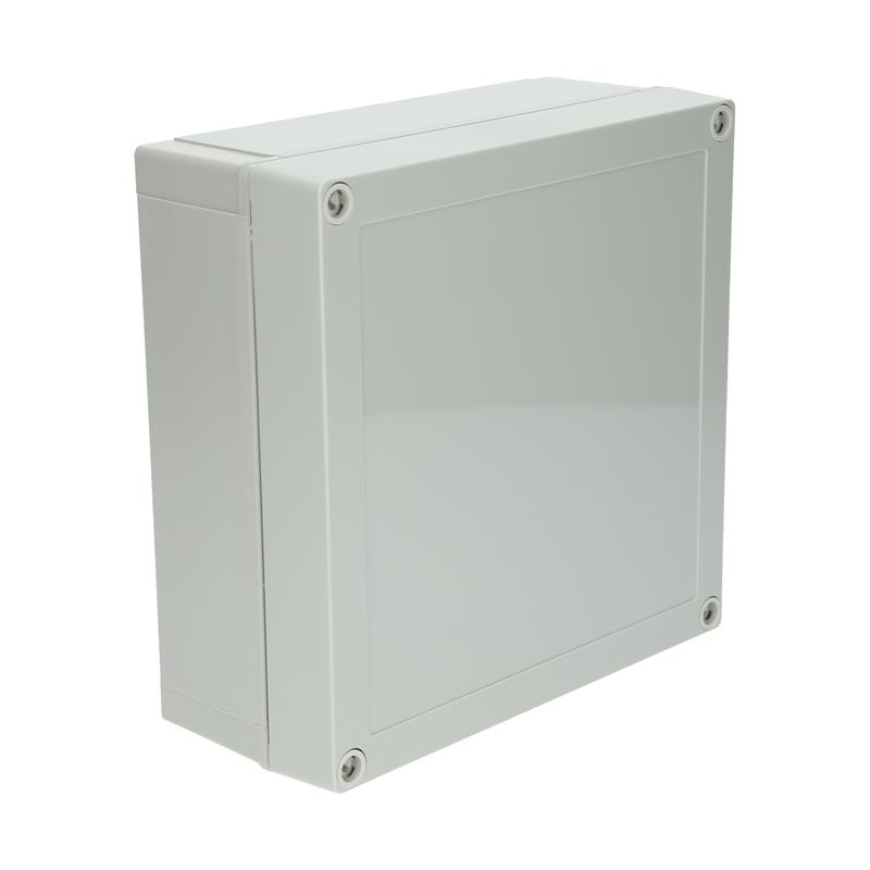Polycarbonate Enclosure FIBOX MNX UL PC 175/75 HG - 6411320