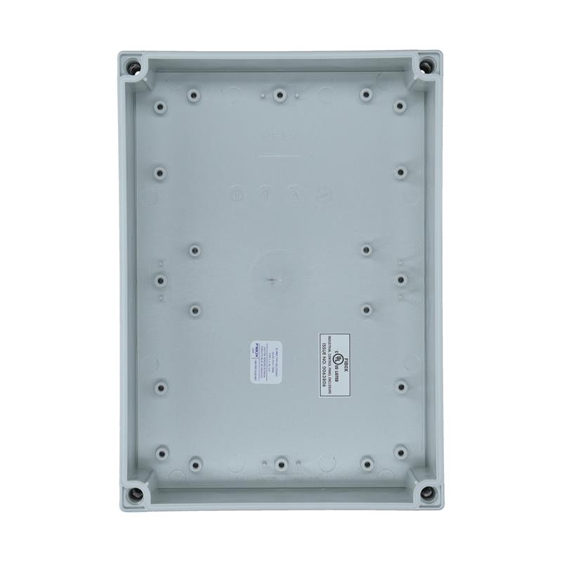 Polycarbonate Enclosure FIBOX MNX UL PCM 200/100 G - 6416327