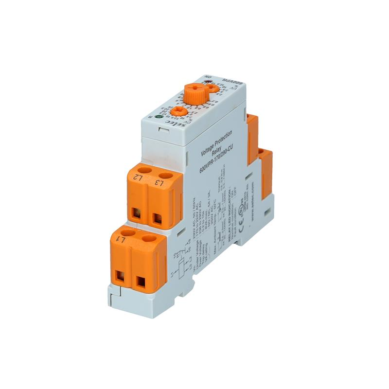 Voltage protection relay Selec 600VPR-170/290-CU