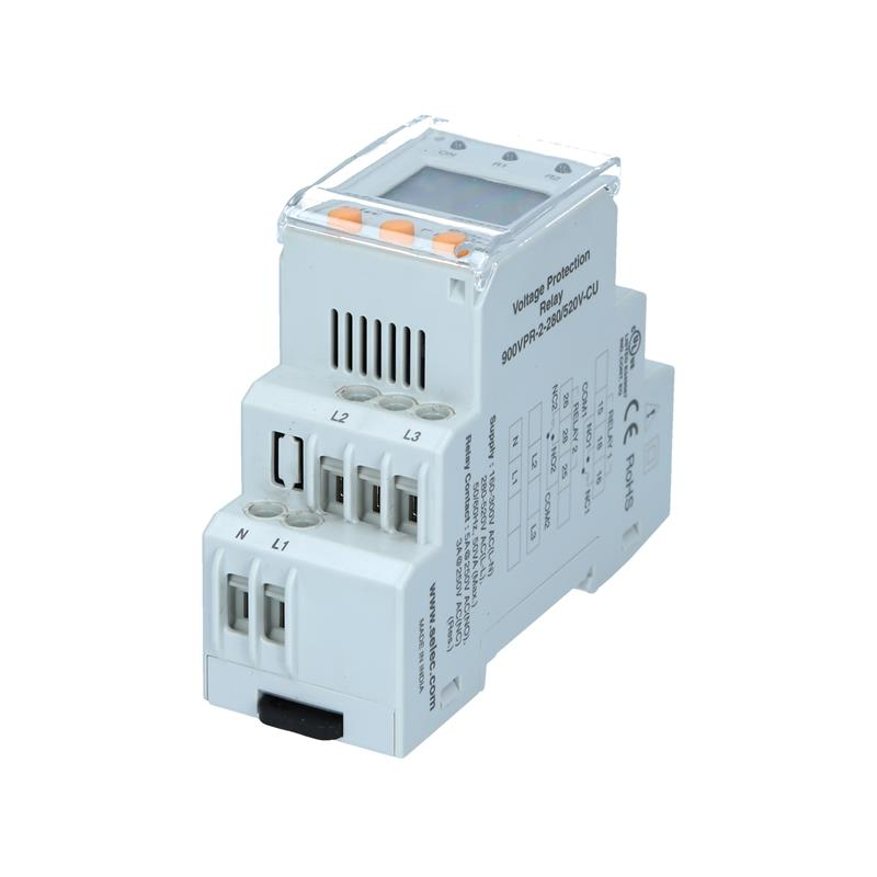 Voltage protection relay Selec 900VPR-2-280/520V-CU