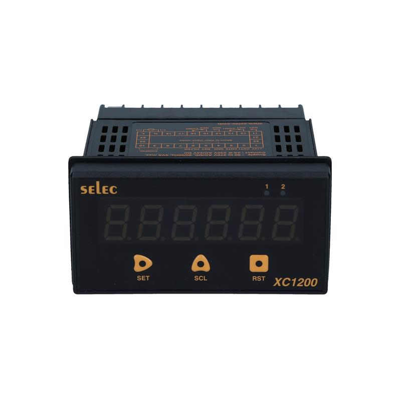 Programmable / Preset Counter Selec XC1200-CU