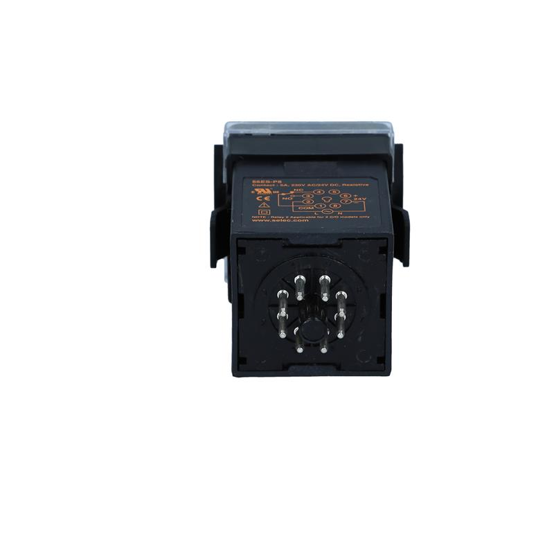 On delay/Interval timer relay Selec 55ES-P8-110-CU