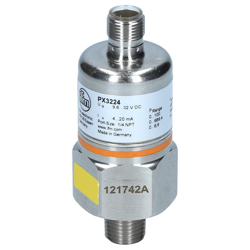 Electronic pressure transmitter ifm efector PX3224