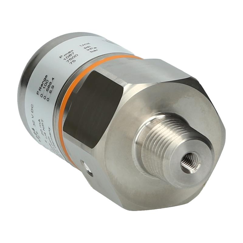 Electronic pressure transmitter ifm efector PX3233