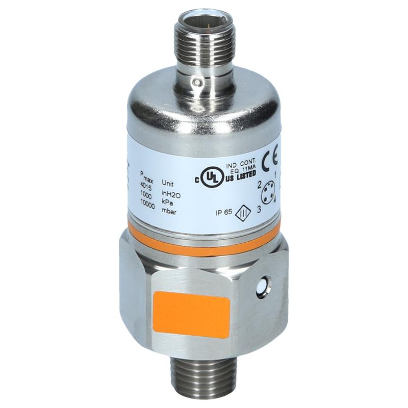 Electronic pressure transmitter ifm efector PX3228