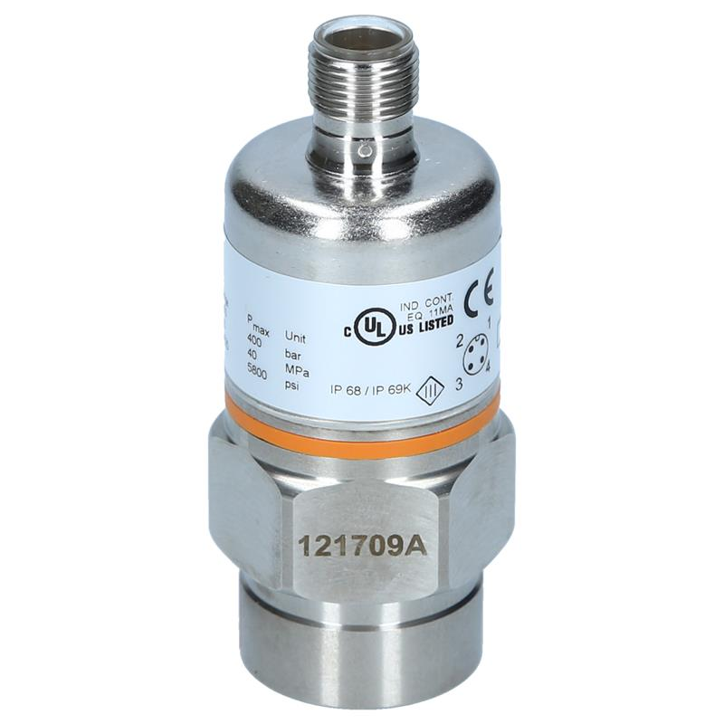 Electronic pressure transmitter ifm efector PA3221