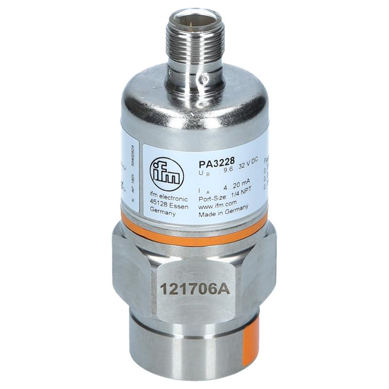 Electronic pressure transmitter ifm efector PA3228