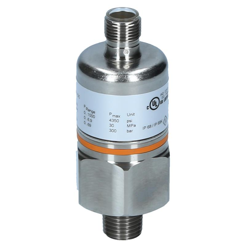 Electronic pressure transmitter ifm efector PX3222
