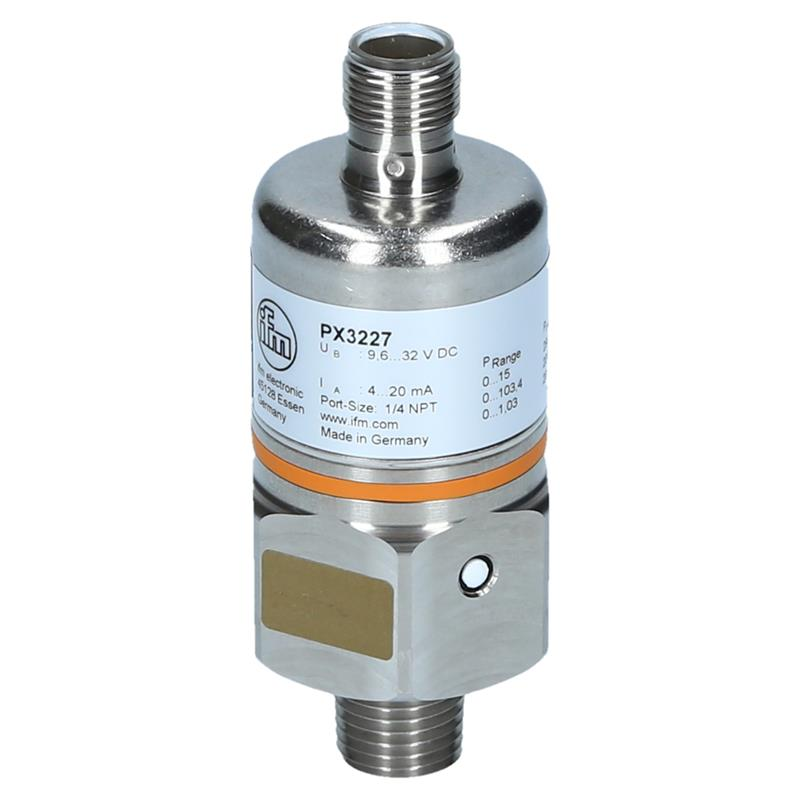 Electronic pressure transmitter ifm efector PX3227