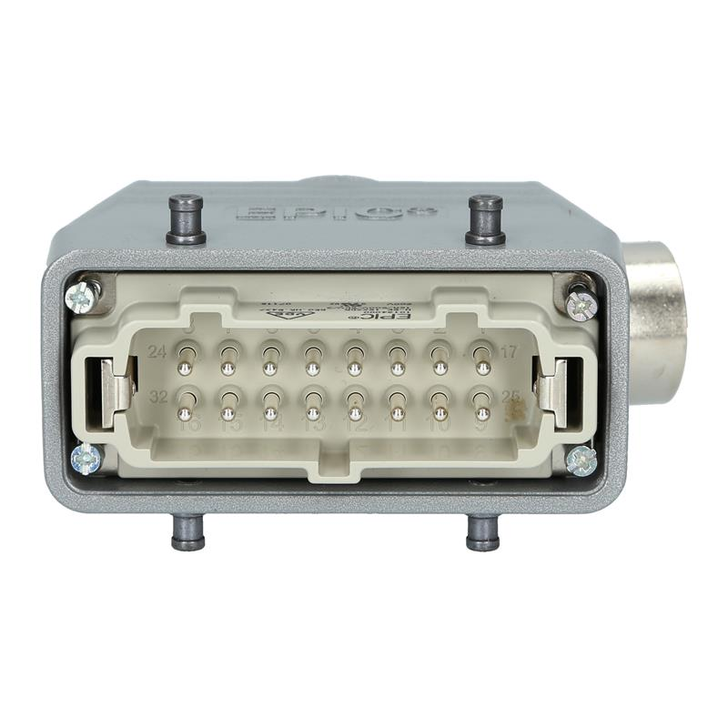 H-BE 16 male connector kit Lapp 75009646