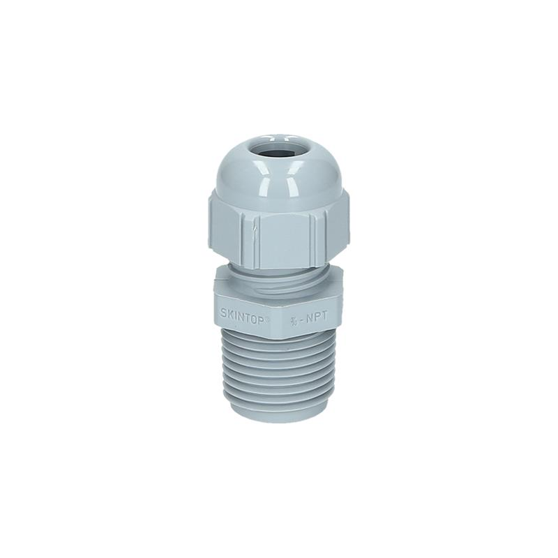 "Cable Gland Lapp SKINTOP SLRN 3/8"" GY - S1238"