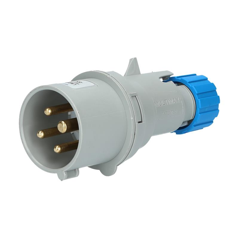 Male connector Lapp EPIC MULTIMAX MALE 3+PE 250V 3PH 20A 9H - 700139FX
