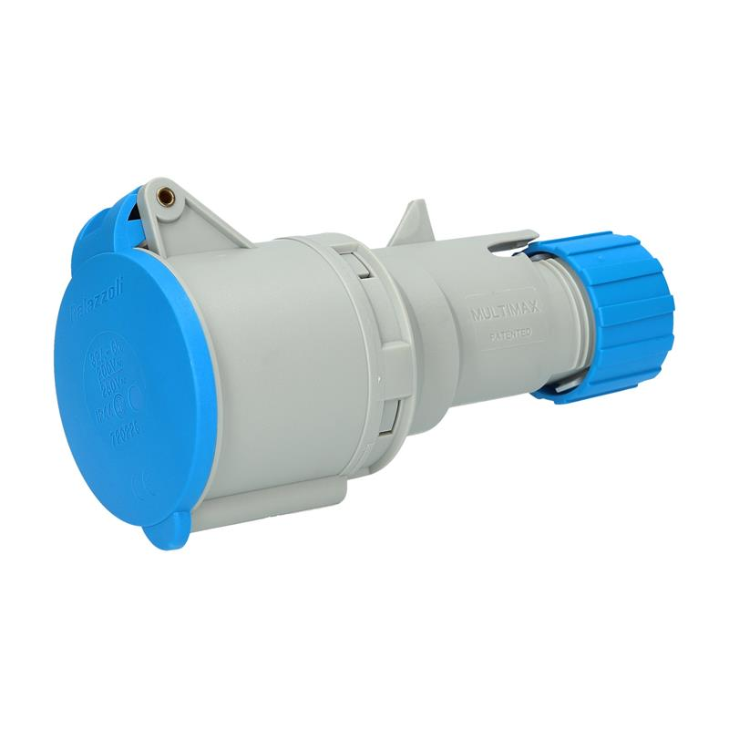 Female connector Lapp EPIC MULTIMAX FEMALE 2+PE 200-250V 32A 6H - 720226