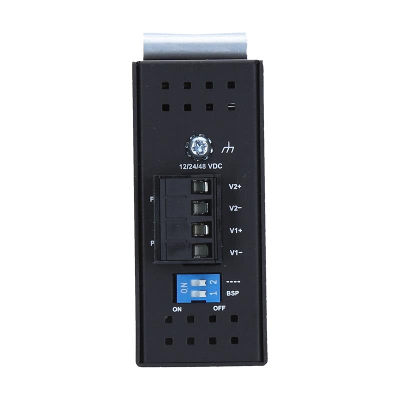 Unmanaged ethernet switch Weidmüller IE-SW-BL05-4TX-1SC - 1240890000
