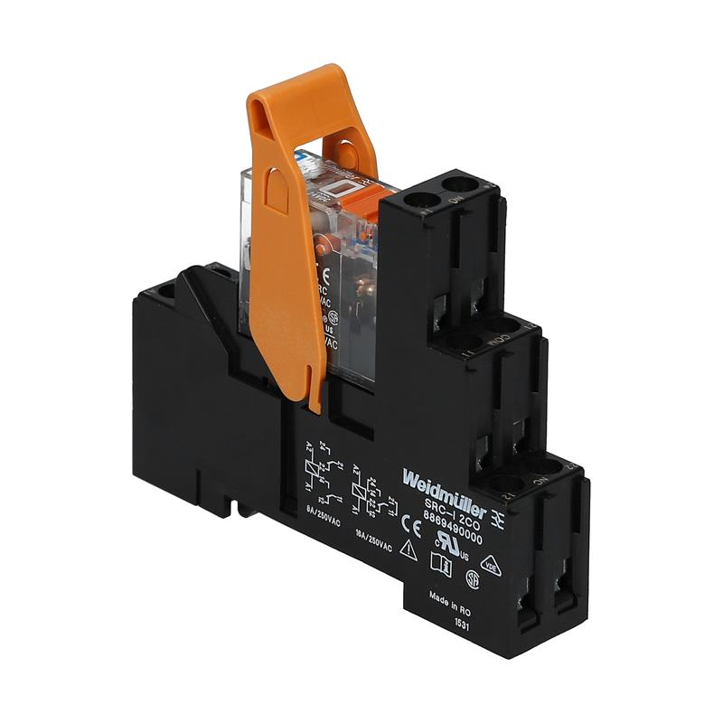Relay module kit Weidmüller TRZ 24-230VUC 2CO - 8881610000
