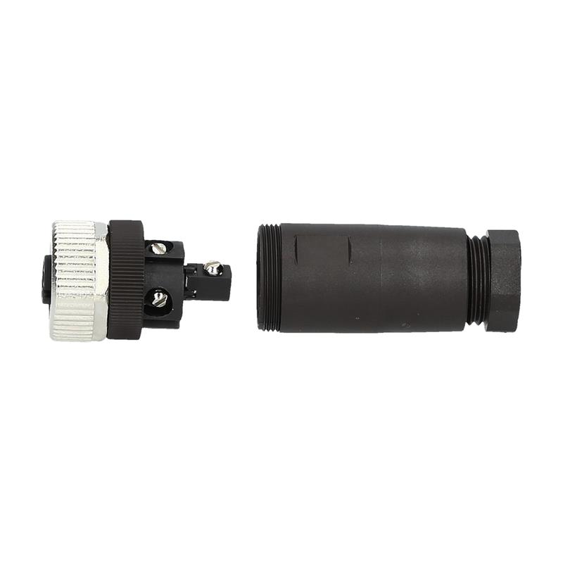 M12 field wireable Weidmüller SAIB-5/9 - 1807250000