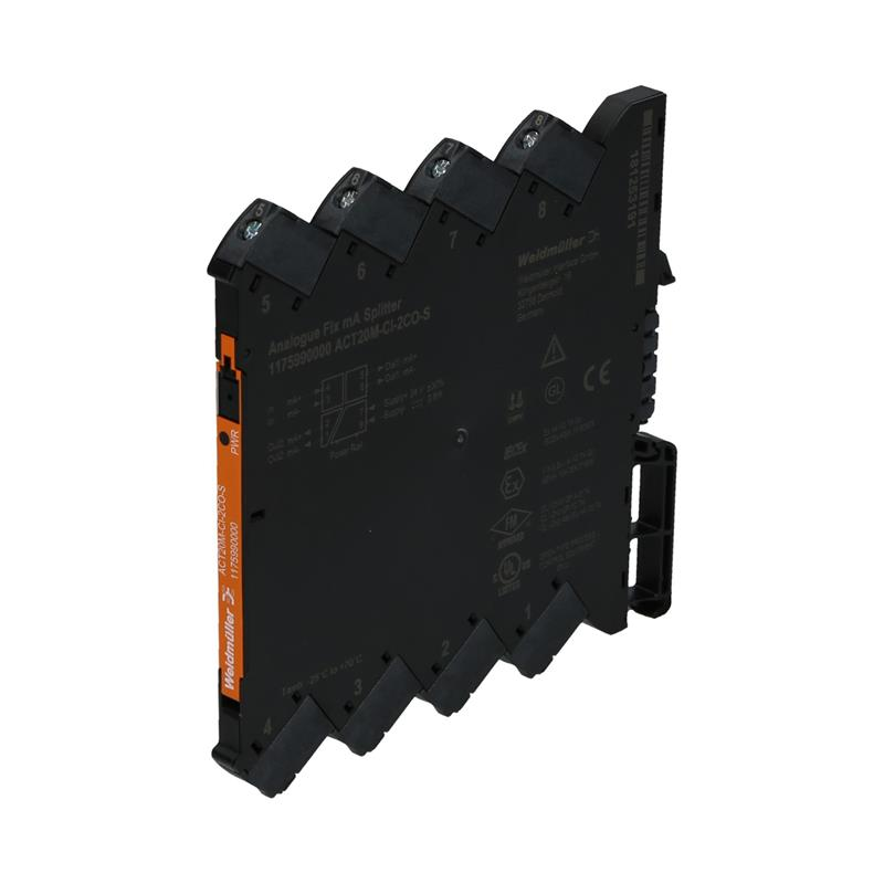 Analog signal converter Weidmüller ACT20M-CI-2CO-S - 1175990000