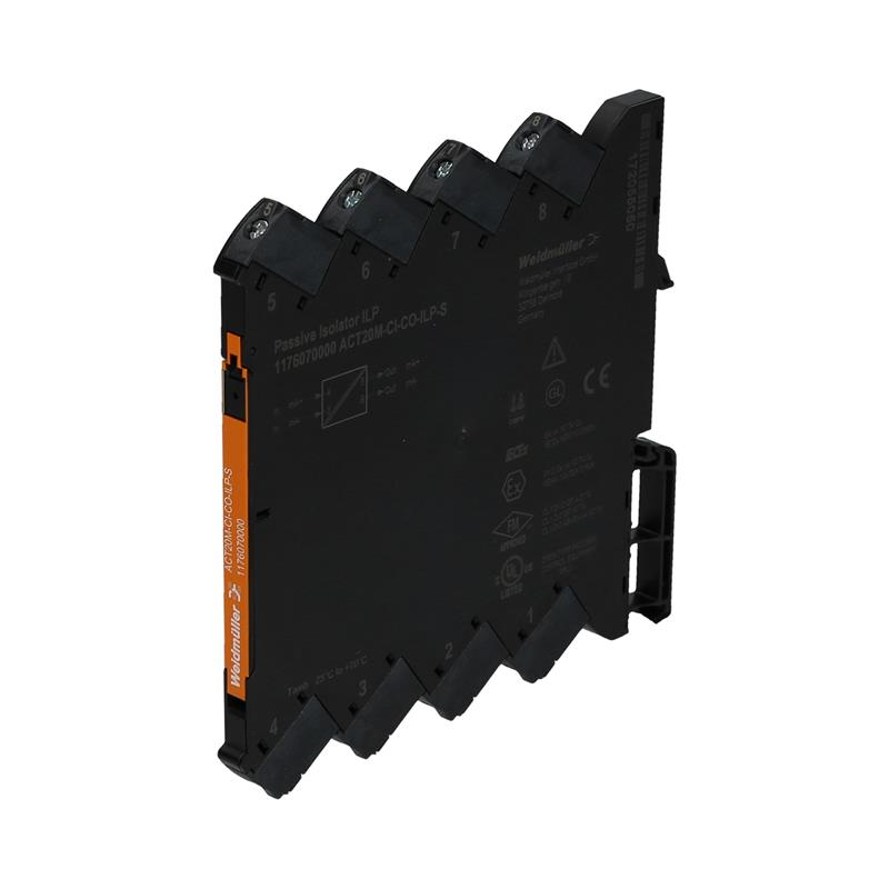 Analog signal converter Weidmüller ACT20M-CI-CO-ILP-S - 1176070000