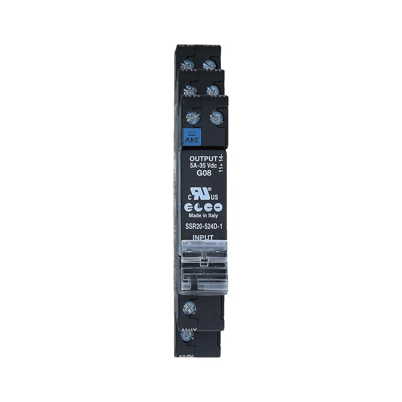 Coupling relay Weidmüller TOS 24VDC 24VDC5A - 1990960000