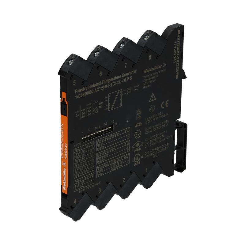 Analog signal converter Weidmüller ACT20M-RTCI-CO-OLP-S - 1435590000