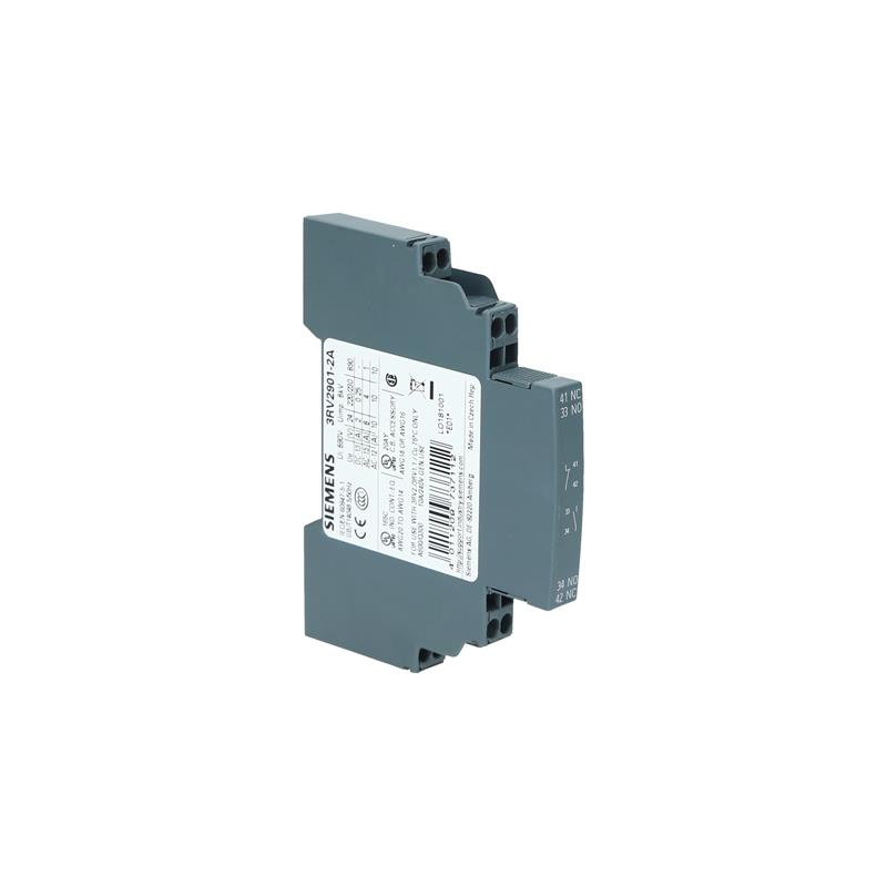 Side mount auxiliary switch Siemens SIRIUS 3RV29012A