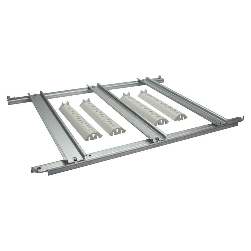 Mounting frame for series mounting FIBOX DRS ARCA 504021 - 8120769