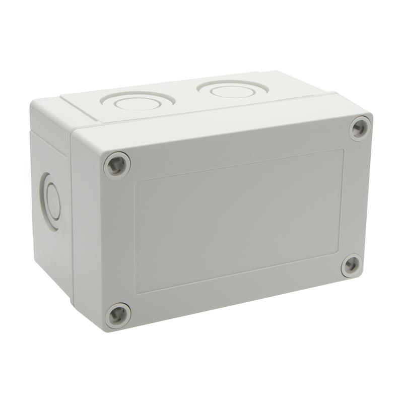 Polycarbonate enclosure FIBOX MNX PCM 100/75 G - 6016302