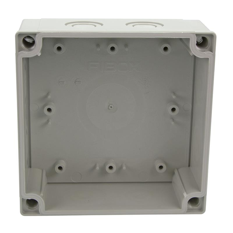 Polycarbonate enclosure FIBOX MNX PCM 125/75 G - 6016308