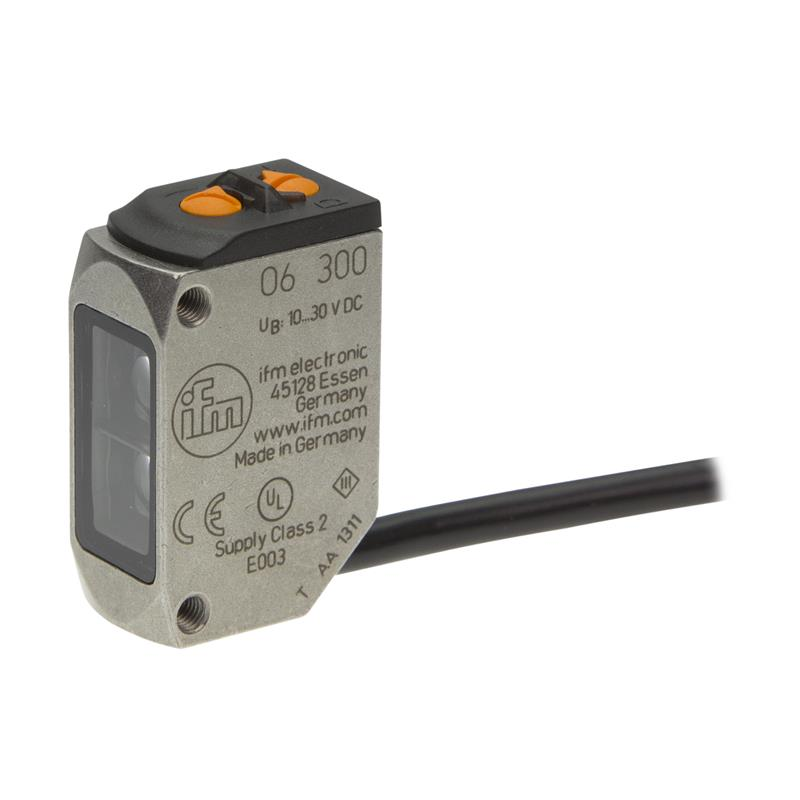 Through-beam sensor – receiver ifm electronic O6E300 - O6E-FPKG