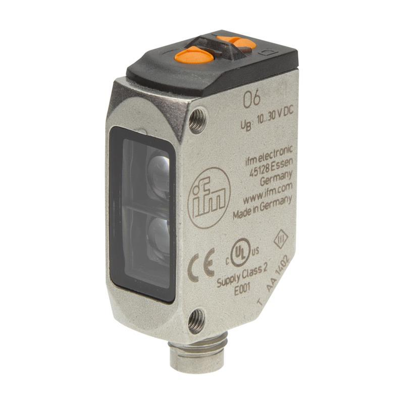 Through-beam sensor – receiver ifm electronic O6E303 - O6E-FPKG/AS/4P
