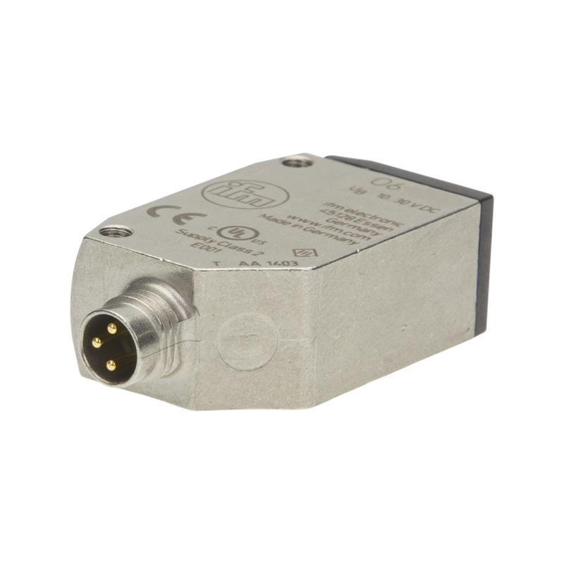 Through-beam sensor–transmitter ifm electronic O6S302 - O6S-OOKG/AS/3P
