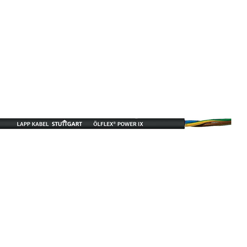 Power cable Lapp ÖLFLEX POWER IX CORDAGE 10/5C (9AWG) - 321005