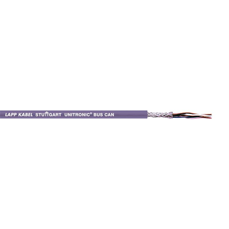 PVC CAN cable Lapp UNITRONIC BUS CAN 2x2x0.5 - 2170267