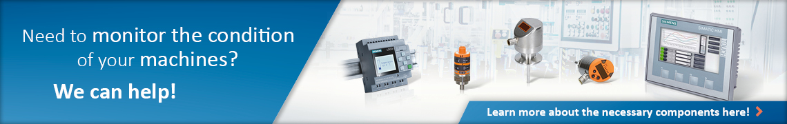 Ad: Machine Condition Monitoring Solutions