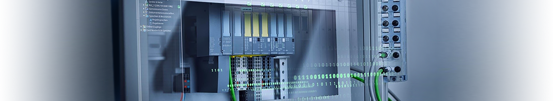 I/O system for compact control cabinets