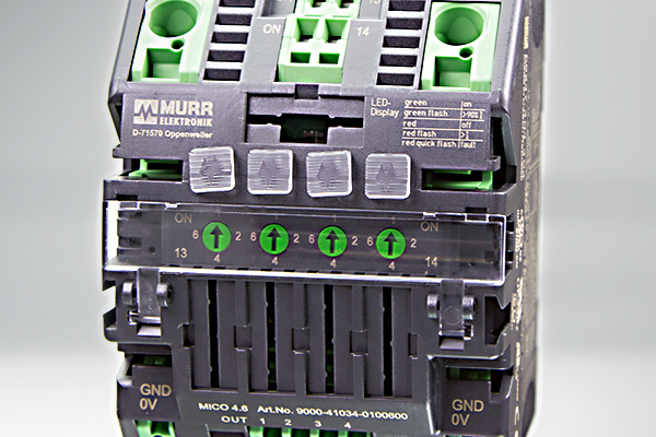 Electronic load circuit breakers