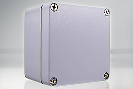 Raychem RPG aluminium enclosures