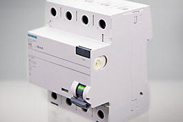 Siemens Residual current operated circuit breakers