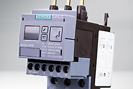 Monitoringrelays van Siemens