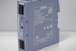 DIN rail mounted power supplies, 24 V DC