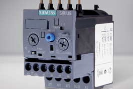 Siemens Electronic overload relays